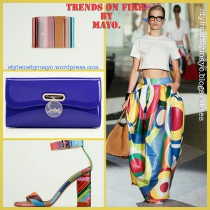 Trends On Fire! By Mayo.